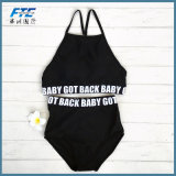 Обыкновенный толком черный сексуальный Beachwear Swimsuit Swimwear Бикини способа