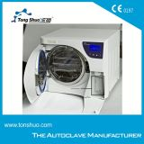 autoclaves de vapor dentais da classe B do instrumento 23L