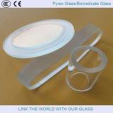 Pyrexのガラスまたはホウケイ酸塩ガラスかホウケイ酸塩の管