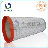 Patroon van de Filter van de Lucht van de Collector van het Stof van de Polyester van Filterk de Wasbare