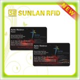 Preço competitivo PVC Printable Dual Frequency RFID Card