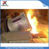 Mittelfrequenz0.5t induktionsofen für Eisen/Stahl/Kupfer