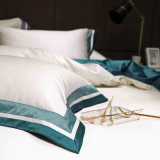 中国のホテルのディストリビューターのための卸し売り安い綿のシーツ