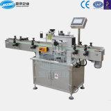Máquina de etiquetas automática da maquinaria de Jinzong para o frasco redondo/horizontalmente o frasco/frasco quadrado