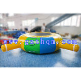 팽창식 Water Floating Playground Game 또는 Inflatable Water Obstacle Game