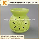 Atacado Ceramic USB Fragrance Oil Burner China Exportador Hot New Products Fancy Light