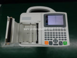 ECG-E601c CE aprobado seis canales digital de la máquina portátil de ECG