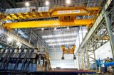 Lifting Cold Roll Plate Billetのための鋼鉄Plant Overhead Traveling Cranes