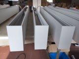 Iluminação linear da parede com ascendente e para baixo para a aplicação do escritório