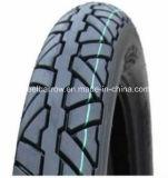 중국 공장 최상 기관자전차 타이어 3.00-17