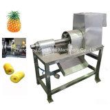 高品質のステンレス鋼のパイナップル皮および芯を取る機械
