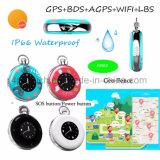 Mini étanche à chaud GPS tracker personnelle avec le temps Afficher Pm03