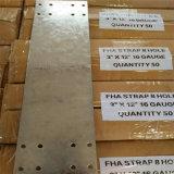 Kaltgewalztes Blatt oder galvanisierte Blatt Fha Brücke und Nagel-Platte