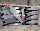 판매를 위한 플라스틱 슈레더를 재생하는 산업 금속 조각