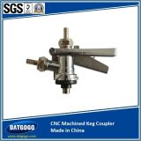 CNC Machined Keg Coupler Made in China