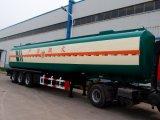 Tri-Welle 45000 Liter schwerer Kraftstoff-Dieseltanker-Schlussteil-