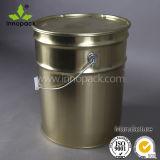Godet de peinture 18-25L avec couvercle de verrouillage pour peinture / utilisation d'huile chimique