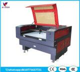 Máquina da interrupção do cortador 100W da madeira 2017/metalóide do laser da promoção Jd-1680c