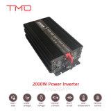 AC 2000W 가정 사용을%s 순수한 사인 파동 힘 변환장치에 12V/24V/48V DC