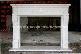할인 백색 대리석 벽난로 벽로선반 (SY-MFP612)