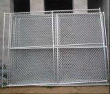 도매 6ftx12FT 체인 연결 임시 방호벽 위원회