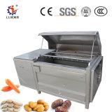 Brosse de nettoyage de pommes de terre et de desquamation de la machine