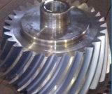 Hohe Präzisions-Spirale-Kegelradgetriebe für das Getriebe hergestellt in China