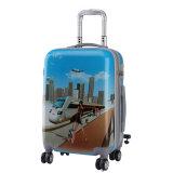 Bagagli di Hardshell del sacchetto dei bagagli del sacchetto di corsa dei bagagli ABS+PC del carrello del reticolo