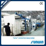 Декоративный текстиль Stenter машины для трикотажные ткани
