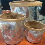 Мешок /Stationary /Washable корзины /Paper мешка /Paper мешка /Eco мешка /Laundry корзины /Kitchen хранения бумаги Kraft корзины хранения бумажный