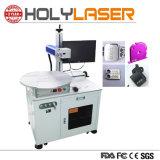 Preço de máquina de gravação a laser rotativo de fibra para colher Garfo da Faca