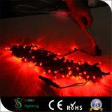 Wasserdichte Weihnachtszeichenkette-Lichter des Belüftung-Kabel-LED