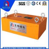 Fer de largeur de 800 courroies/séparateur magnétiques permanents de minerai/minerai pour l'usine de la colle