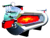 Calentador flúido termal de la eficacia alta