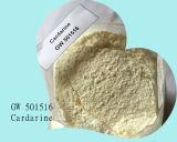 Último Sarm reforzador esteroide de la resistencia del polvo de Cardarine Gw 501516