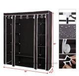Современный простой шкаф домашних ткань складная тканью Уорд узел хранения размера кинг усилитель комбинацию простых шкаф (FW-36D)