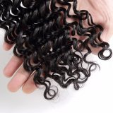 브라질 머리는 100% 사람의 모발 Remy 머리 연장을 묶는다