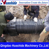 Gas Pipe Line를 위한 열 Shrink Sleeve Insulating Joints