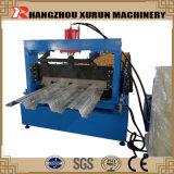 Stahldecking-Fußboden-Rolle, die Maschine bildet