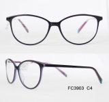 Fábrica e desenhador Eyewear Handmade profissional com frames óticos do acetato