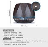 550ml de houten Verspreider Van uitstekende kwaliteit van de Essentiële Olie van de Korrel met de Verspreider van het Aroma van de Afstandsbediening