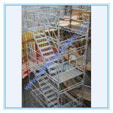 Coffre-fort durable Ce adoptée pour la construction de l'échelle d'Échafaudage