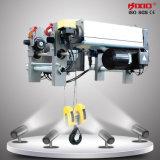 élévateur électrique de câble métallique d'élévateur du fil 10t pour la construction de grue