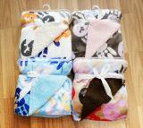 Martas impresso + Sherpa (bebé cobertor)