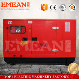 Dieselset des generator-60kw/75kVA mit Kabinendach/leisem Typen