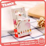 Precio de cinta de papel barato decorativo, Washi de cinta de papel