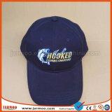 Qualitäts-Stickerei-Firmenzeichen-Baumwollbaseballmütze