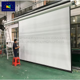 Le multimedia di x-y degli schermi 6*8m hanno motorizzato lo schermo del proiettore per la fase