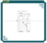 La porcelaine sanitaire Deck à levier unique monté en laiton Robinet pour salle de bains