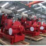 Pompa centrifuga della pompa spaccata di caso Xs100-250